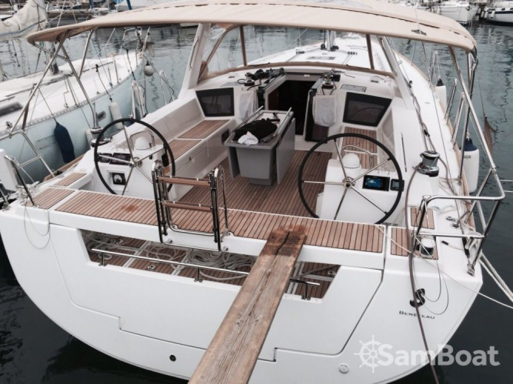 Location bateau Sukošan pas cher Oceanis 45 - 4 cab.