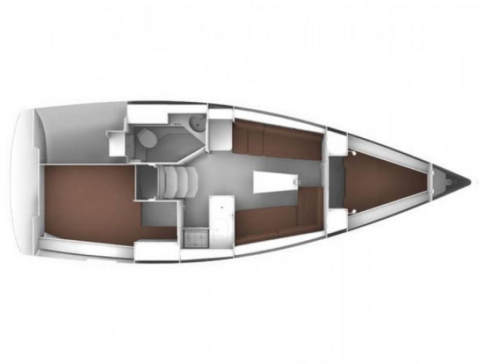 Bavaria Cruiser 33 entre particuliers et professionnel à Sukošan