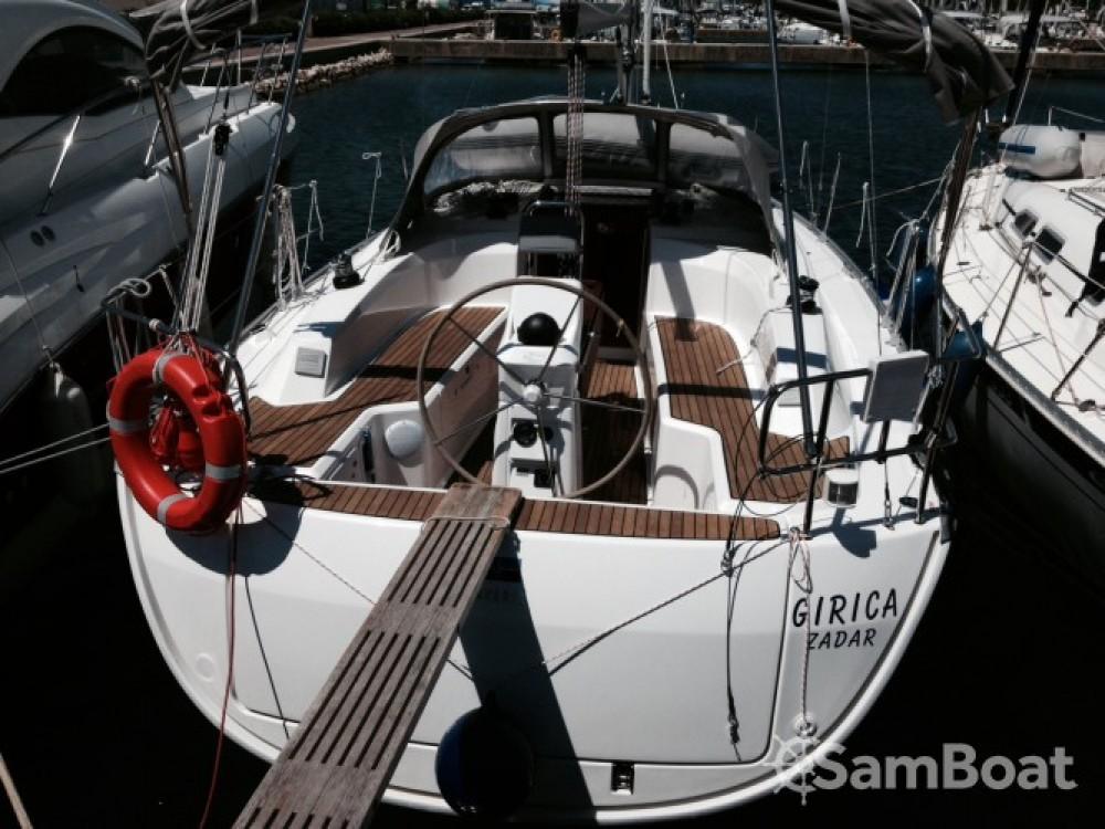 Location bateau Sukošan pas cher Cruiser 33