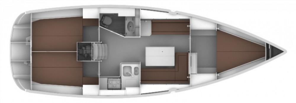 Bavaria Cruiser 36 entre particuliers et professionnel à Sukošan