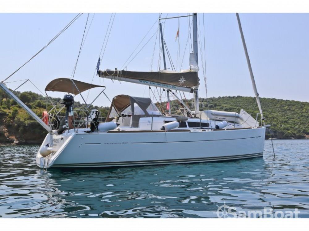 Jeanneau Sun Odyssey 33i entre particuliers et professionnel à Skópelos