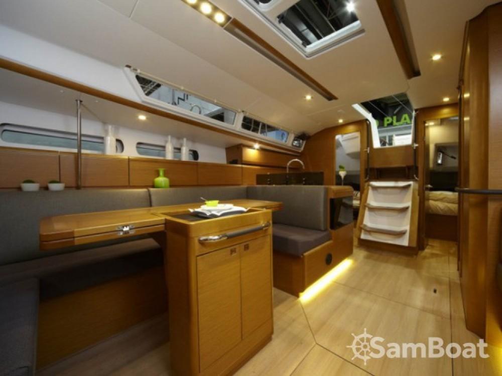 Location yacht à Volos - Jeanneau Sun Odyssey 439 sur SamBoat
