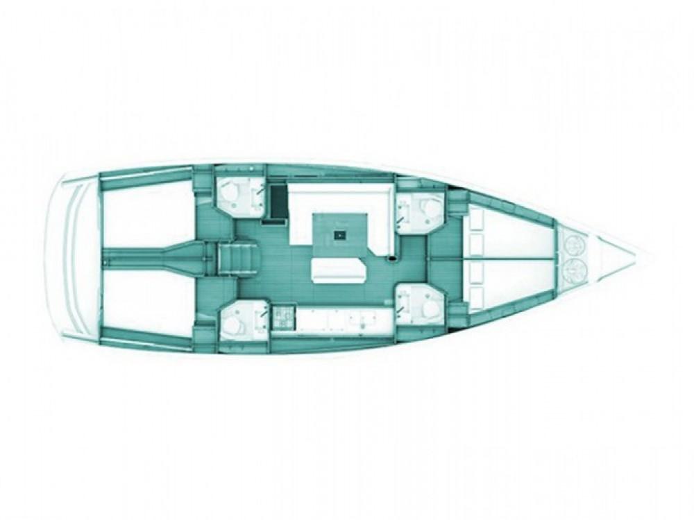 Jeanneau Sun Odyssey 469 entre particuliers et professionnel à Volos