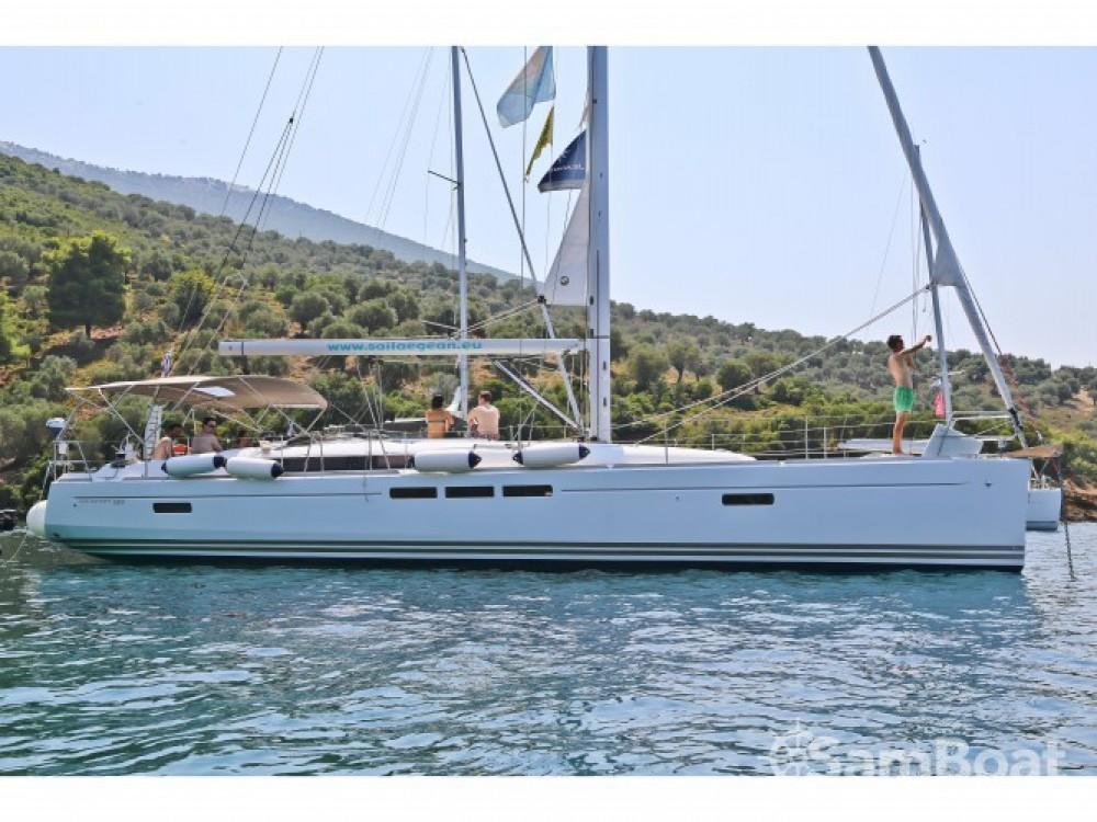 Location bateau Jeanneau Sun Odyssey 509 à Volos sur Samboat