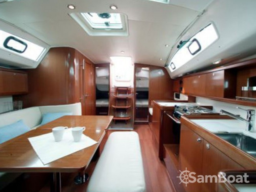 Location yacht à Skópelos - Bénéteau Oceanis 40 sur SamBoat