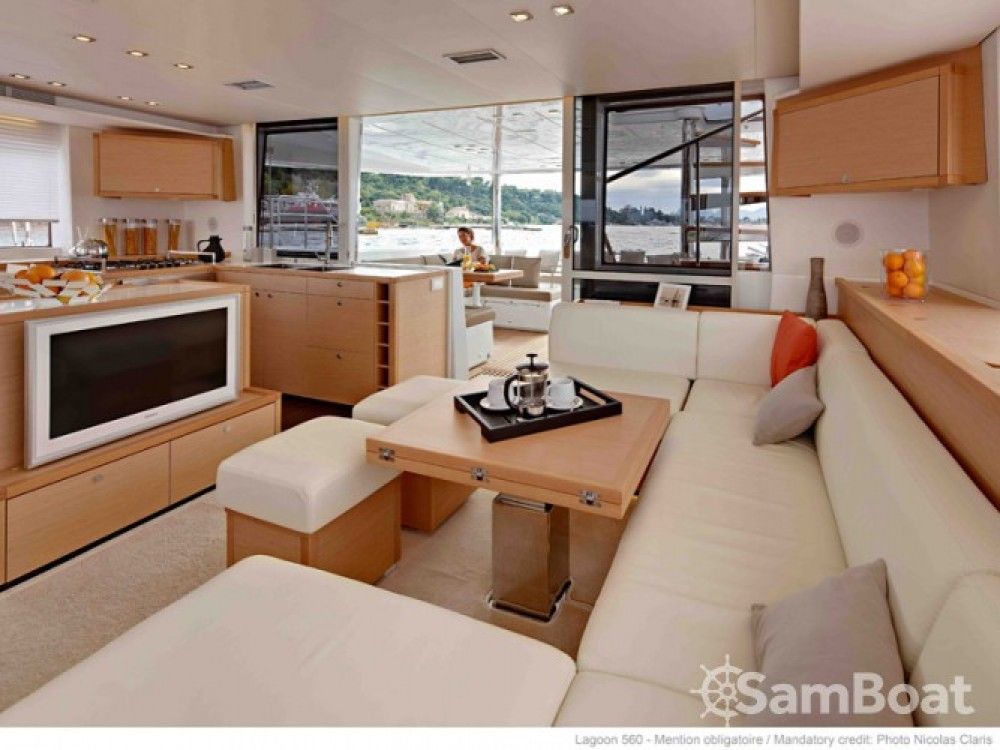 Location yacht à Sibenik - Lagoon Lagoon 560 sur SamBoat