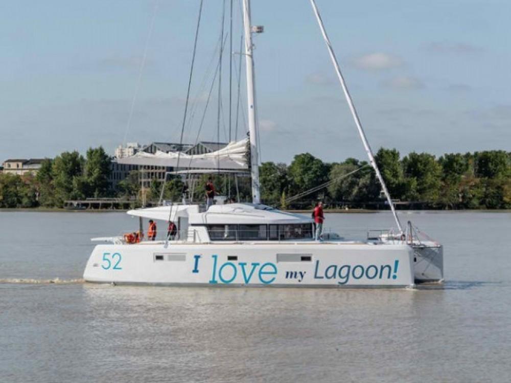 Location yacht à Sibenik - Lagoon Lagoon 52 sur SamBoat