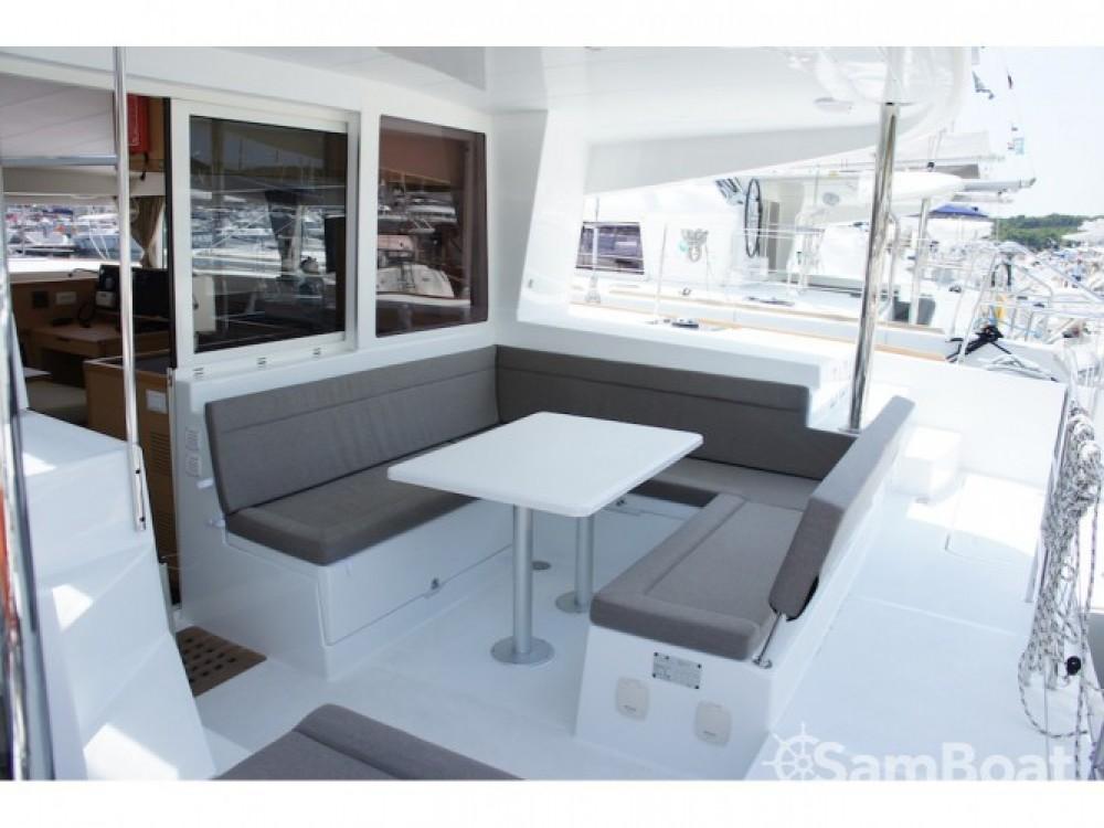 Location yacht à Sibenik - Lagoon Lagoon 400 S2 sur SamBoat