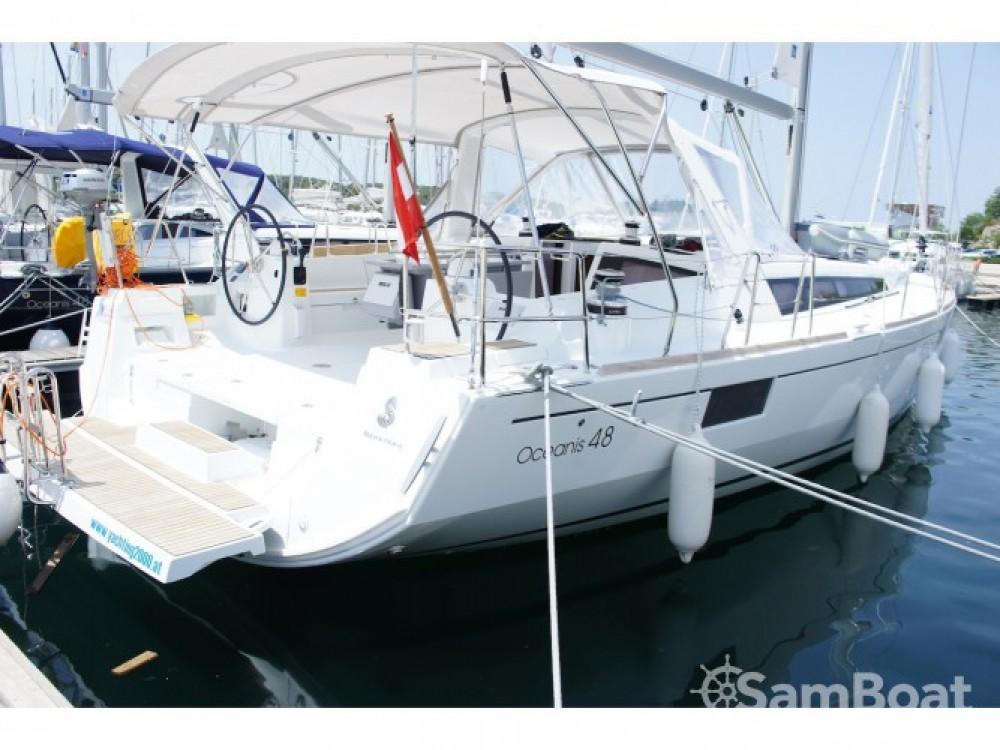 Location yacht à Sibenik - Bénéteau Oceanis 48 sur SamBoat