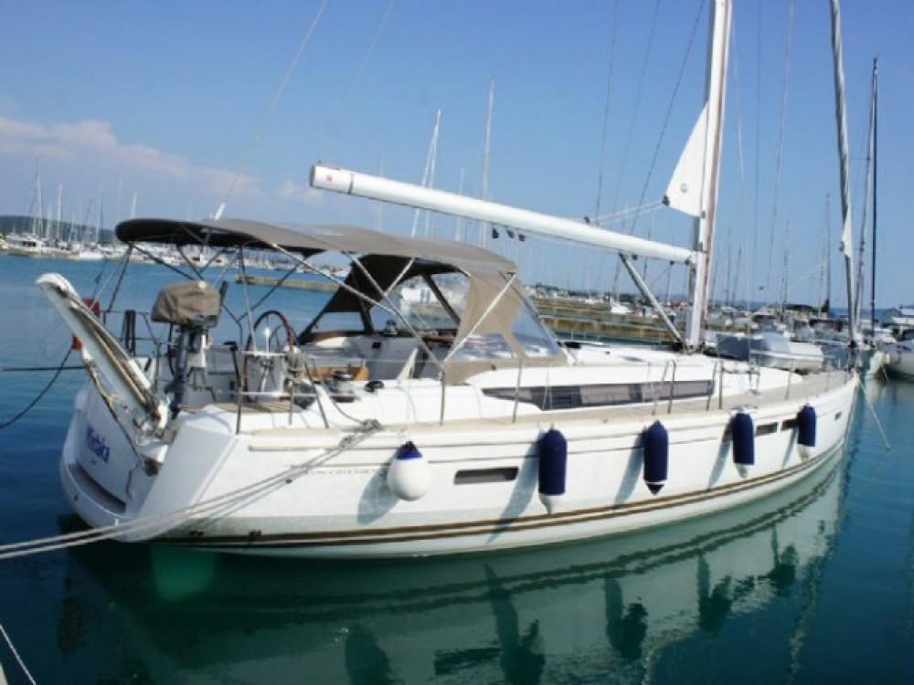 Location bateau Jeanneau Sun Odyssey 509 à Sibenik sur Samboat