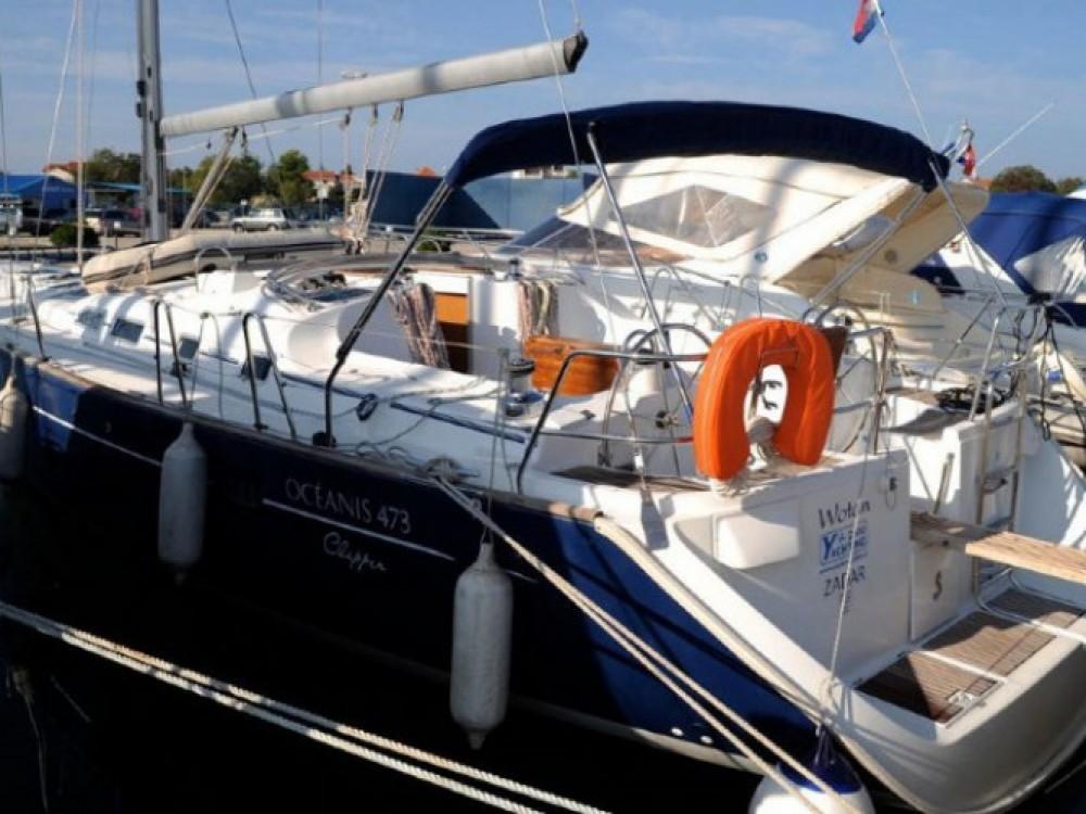 Location yacht à Sibenik - Bénéteau Oceanis 473 sur SamBoat