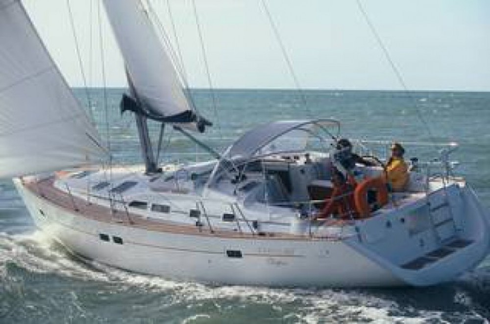 Location yacht à Šibenik - Bénéteau Oceanis 423 C-E-13 sur SamBoat