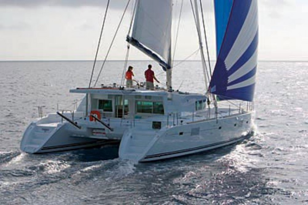 Location Catamaran à Sibenik - Lagoon Lagoon 500