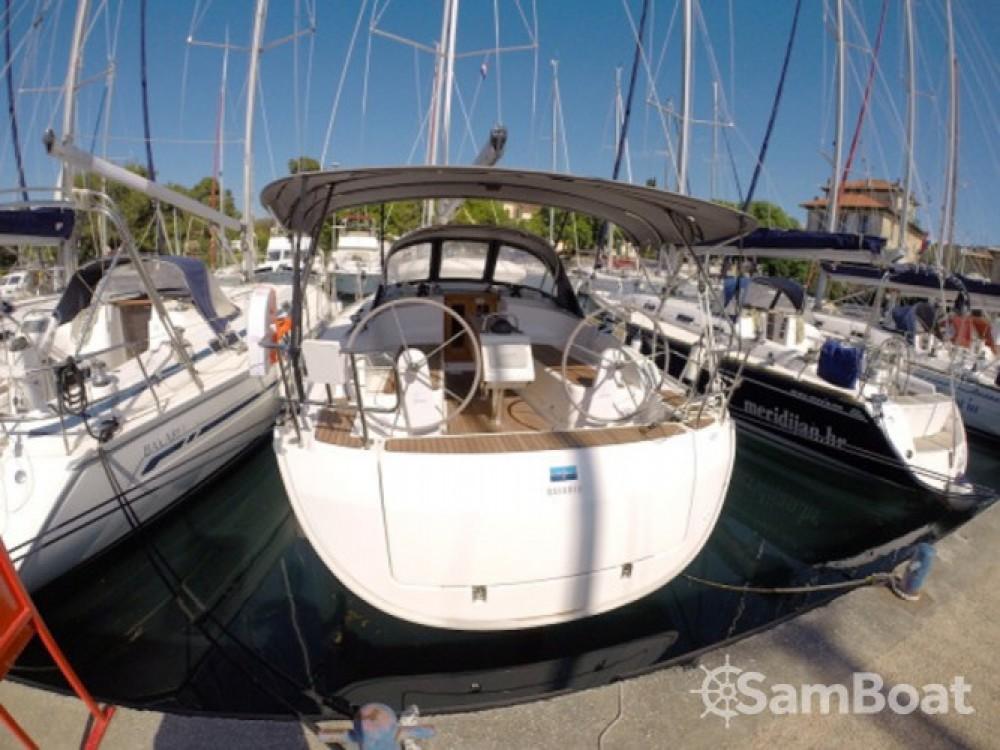 Location bateau Marina Zadar pas cher Cruiser 37