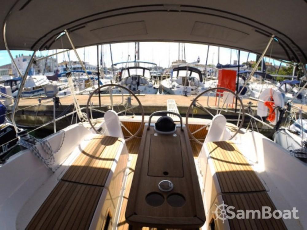 Location yacht à Marina Zadar - Bavaria Cruiser 37 sur SamBoat