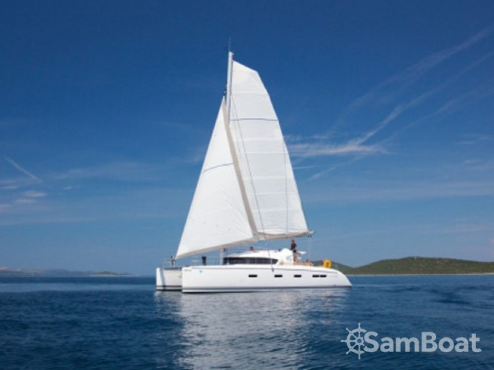 Location bateau Nautitech Nautitech 441 à Marina Zadar sur Samboat