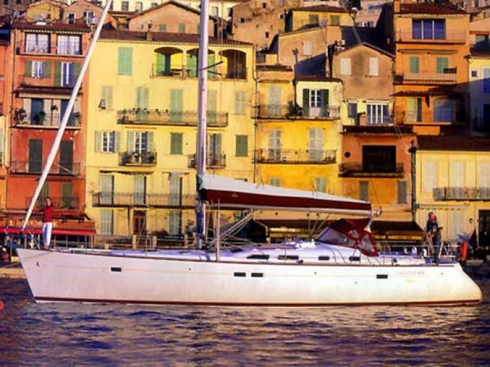 Location bateau Gênes pas cher Oceanis 473