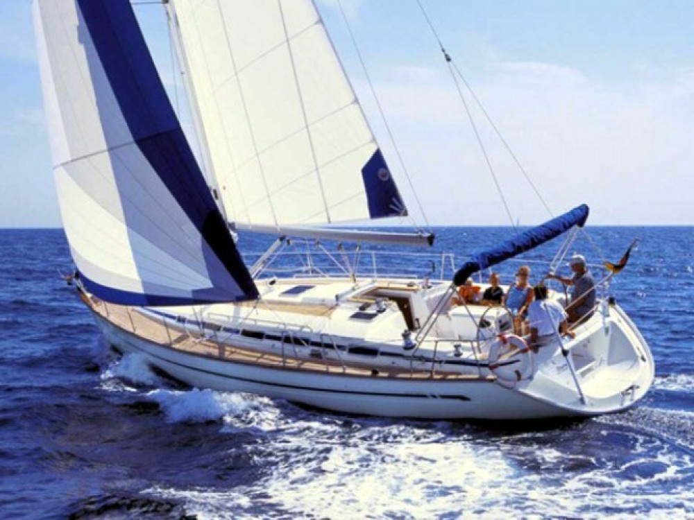 Location bateau Gênes pas cher Bavaria 44