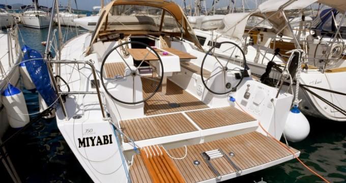 Location bateau Dufour Dufour 350 GRANDLARGE à Biograd na Moru sur Samboat