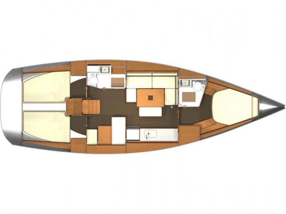 Location yacht à Pula - Dufour Dufour 405 sur SamBoat