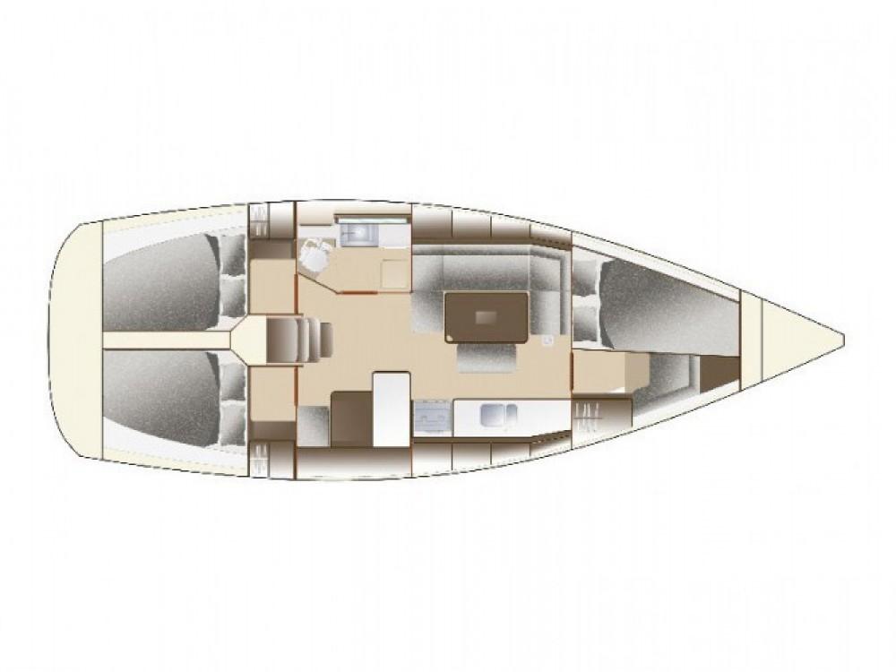 Location yacht à Pula - Dufour Dufour 375 sur SamBoat