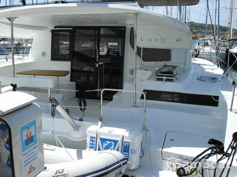 Location bateau Marina Kaštela pas cher Lipari 41