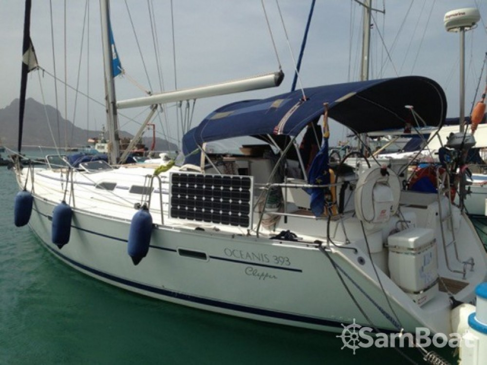 Location bateau Marina pas cher Oceanis 393