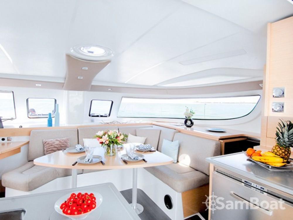 Location yacht à Marina - Fountaine Pajot Lipari 41 sur SamBoat