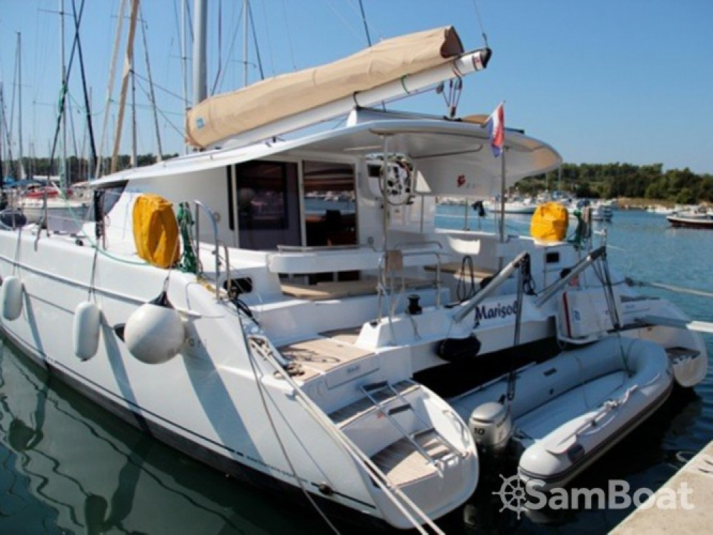 Location Catamaran à Pula - Fountaine Pajot Lipari 41