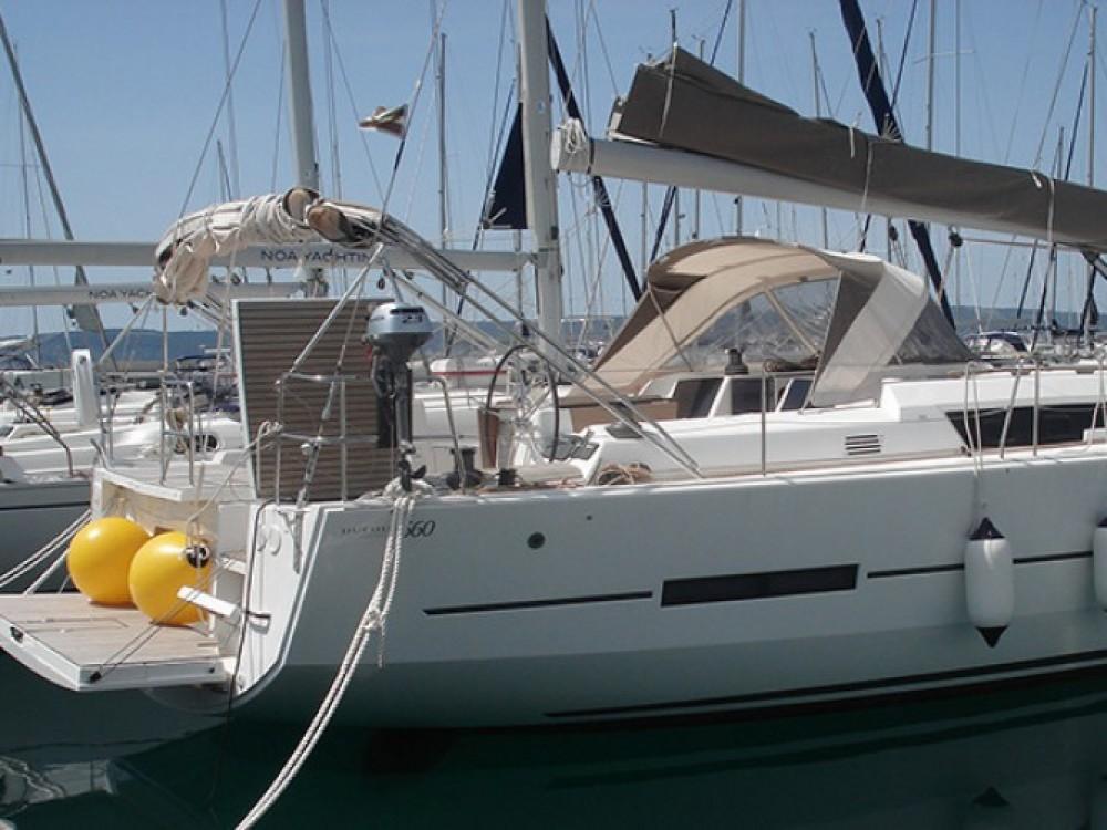Location yacht à Pula - Dufour Dufour 560 sur SamBoat