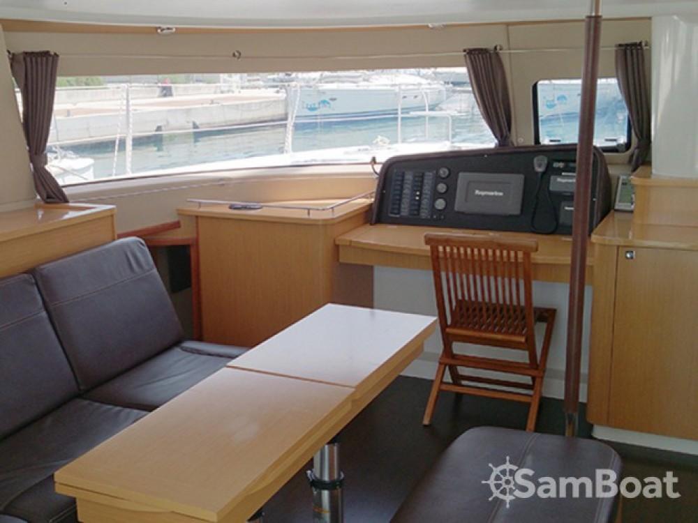Location bateau Marina pas cher Salina 48