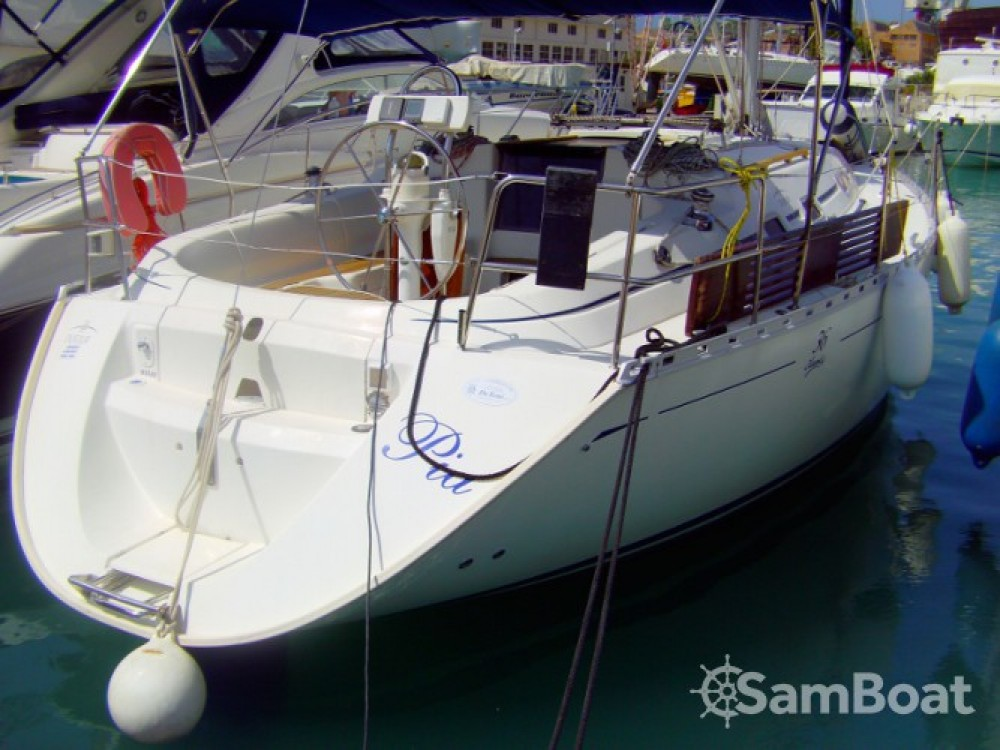 Location bateau Dufour Dufour 36 Classic à ACI Marina Trogir sur Samboat