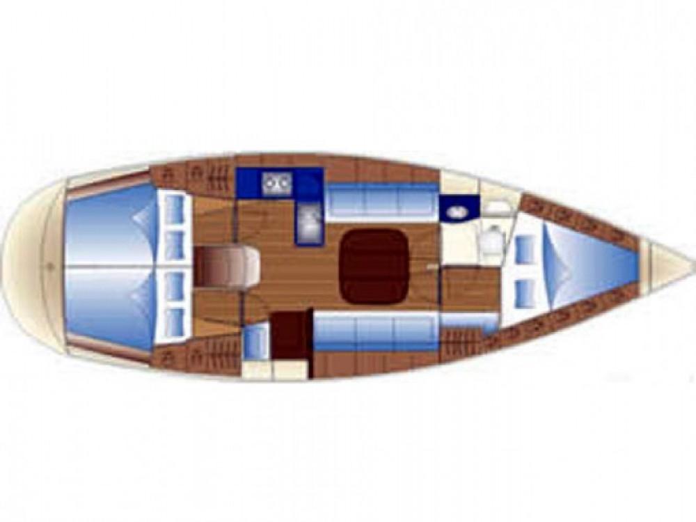 Location bateau Bavaria Cruiser 36 à ACI Marina Trogir sur Samboat