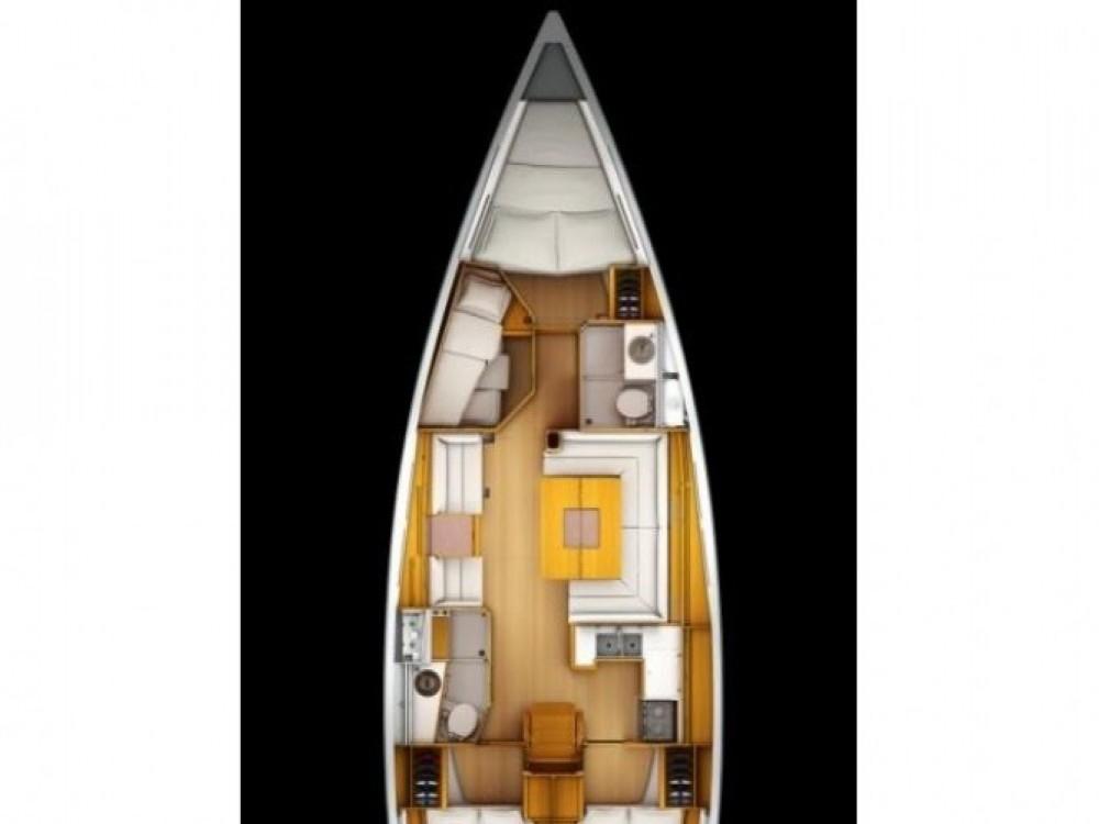 Location yacht à Bar - Jeanneau Sun Odyssey 439 sur SamBoat