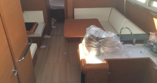Location bateau Trapani pas cher Sun Odyssey 409