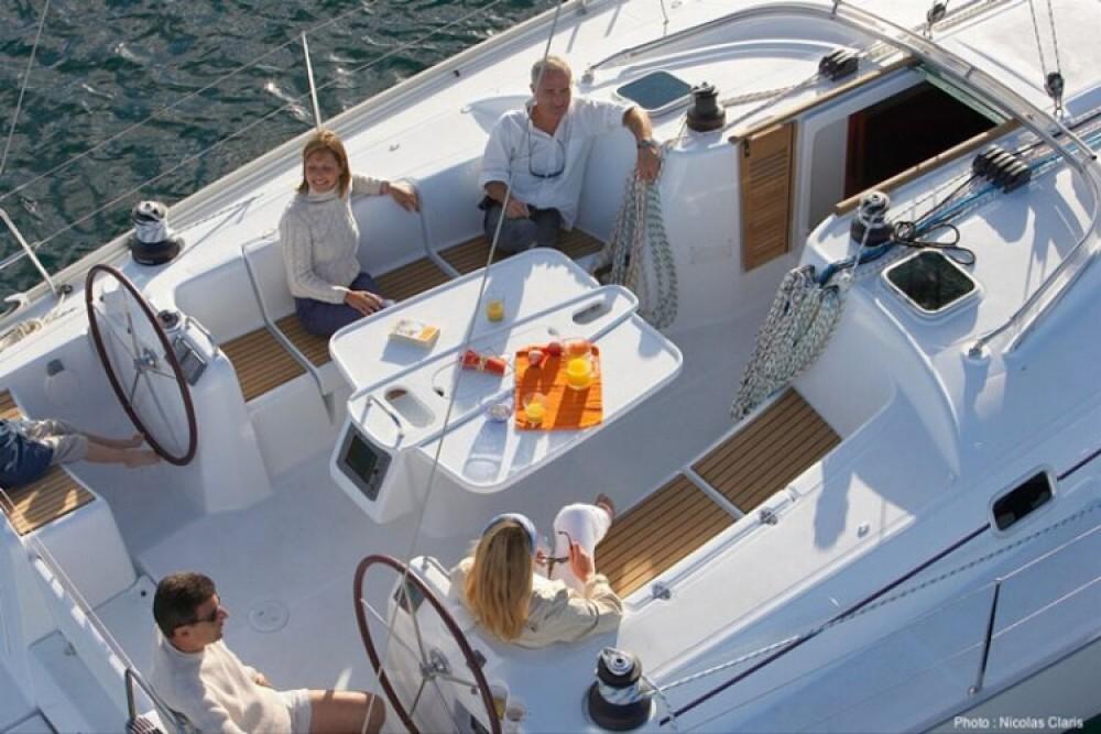 Location bateau Furnari pas cher Cyclades 50.4