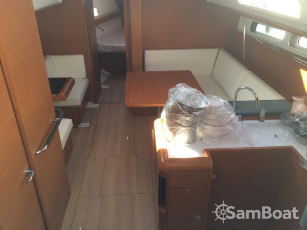 Yacht-Charter in Trapani - Jeanneau Sun Odyssey 409 auf SamBoat