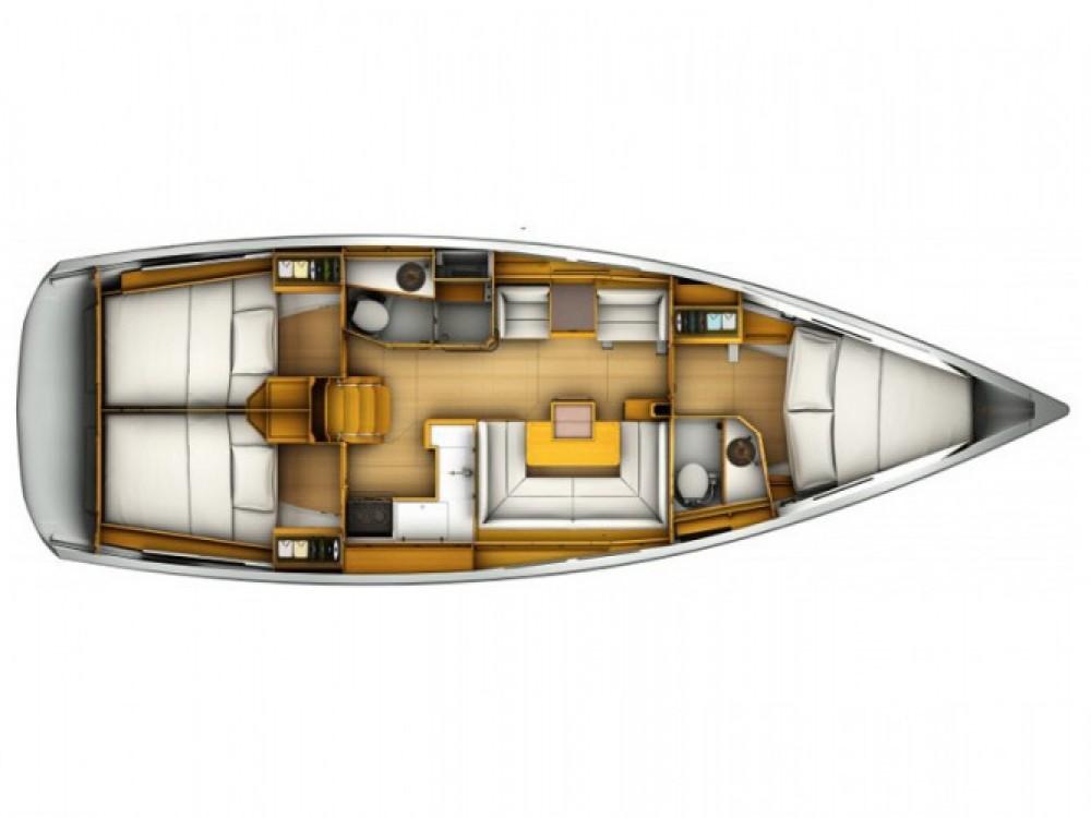 Segelboot mieten in Trapani - Jeanneau Sun Odyssey 409