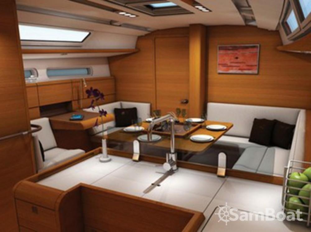 Location yacht à Marina Kaštela - Jeanneau Sun Odyssey 409 sur SamBoat