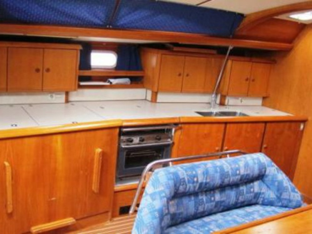 Location yacht à Marina Kaštela - Jeanneau Sun Odyssey 45.2 sur SamBoat