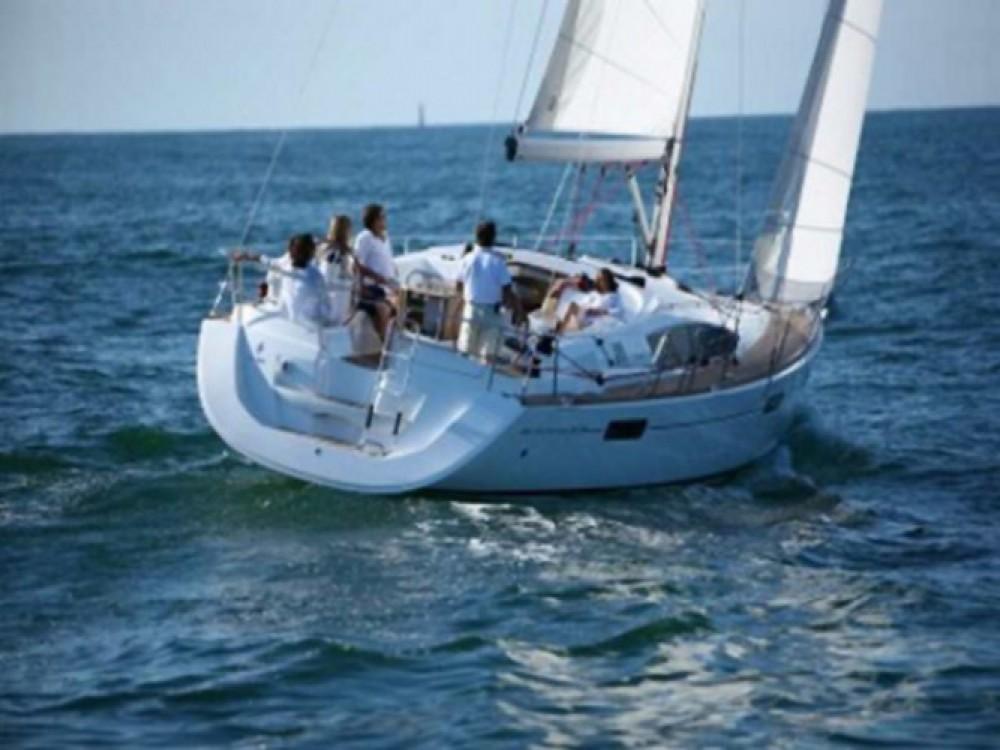 Boat rental Castiglioncello cheap Sun Odyssey 42 DS
