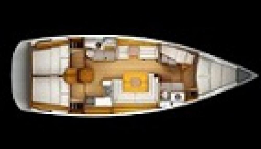 Verhuur Zeilboot in Castiglioncello - Jeanneau Sun Odyssey 439