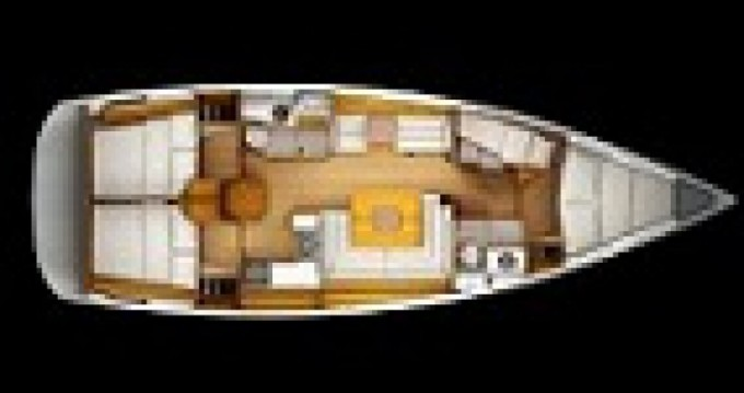 Location bateau Jeanneau Sun Odyssey 439 à Castiglioncello sur Samboat