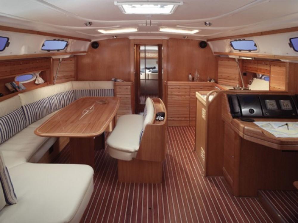 Location bateau Castiglioncello pas cher Cruiser 50