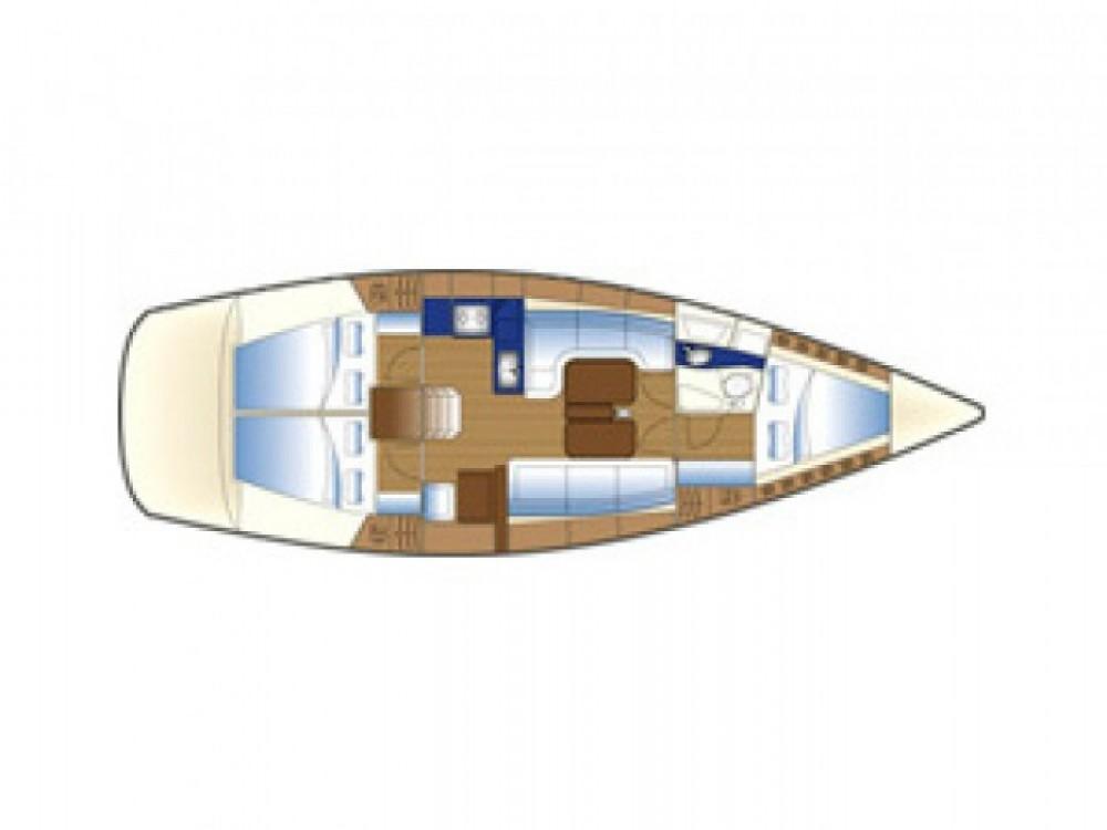 Location bateau Bavaria Bavaria 38 Match à Castiglioncello sur Samboat