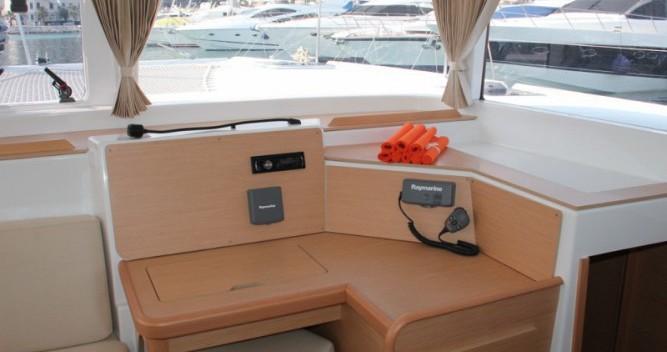 Noleggiare un'Lagoon Lagoon 400 ACI Marina Split