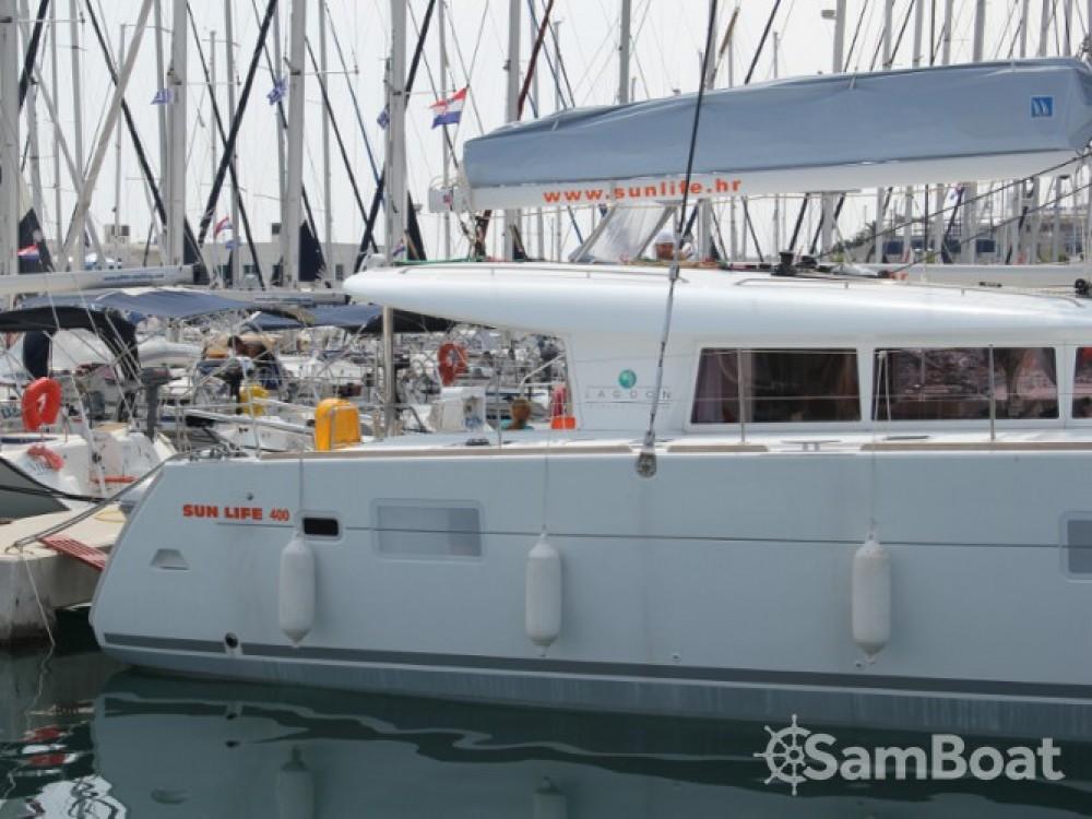 noleggio Catamarano ACI Marina Split - Lagoon Lagoon 400