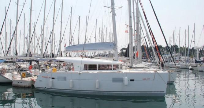 noleggio Catamararno ACI Marina Split - Lagoon Lagoon 400
