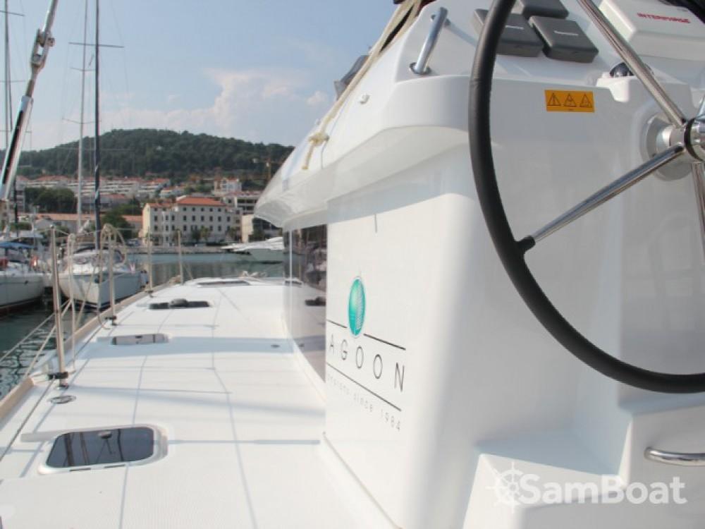 Lagoon Lagoon 400 tra personale e professionale ACI Marina Split