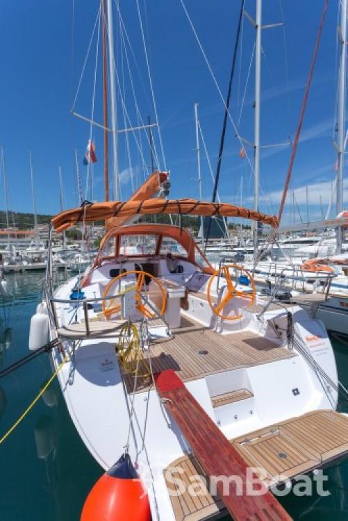 Location yacht à ACI Marina Split - Elan Elan 45 sur SamBoat